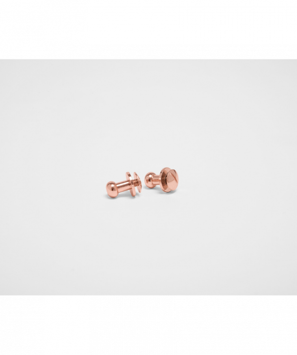 Copper Buttons